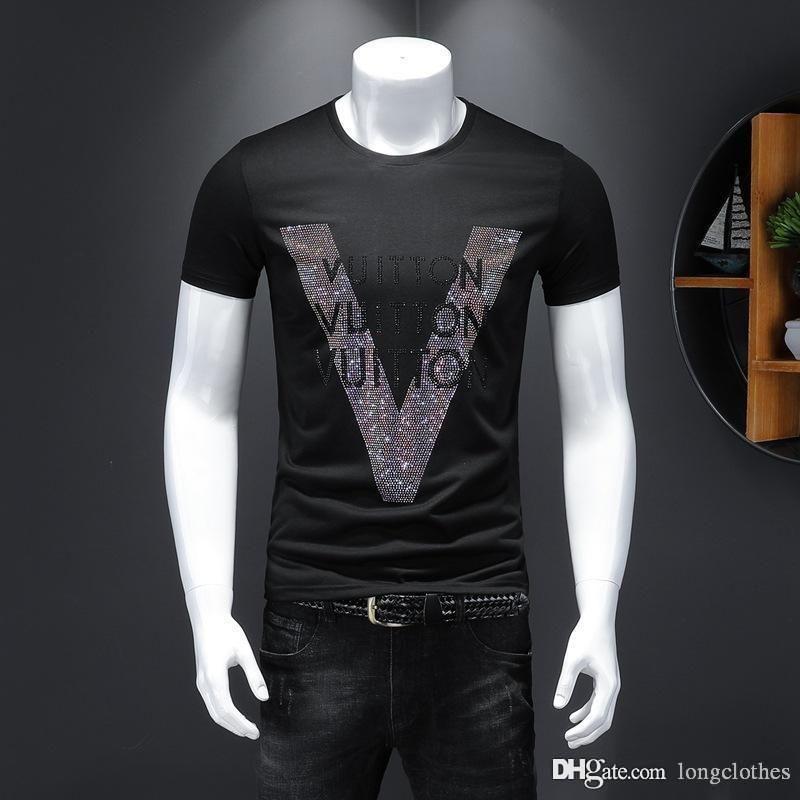 mens concepteur t-shirts pour hommes Designer Vlone des femmes des hommes T-shirt meilleure qualité Noir T-shirt blanc de l'homme blanc des vêtements de marque