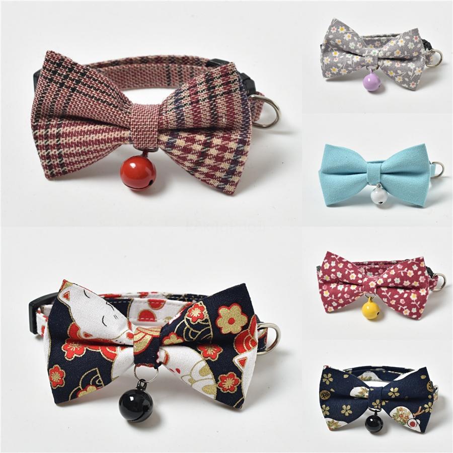 Leash Verão Dog New Pet bowknot Collar Peito cinta de poliéster material de desgaste confortável Out Supplies Factory Direct # 576