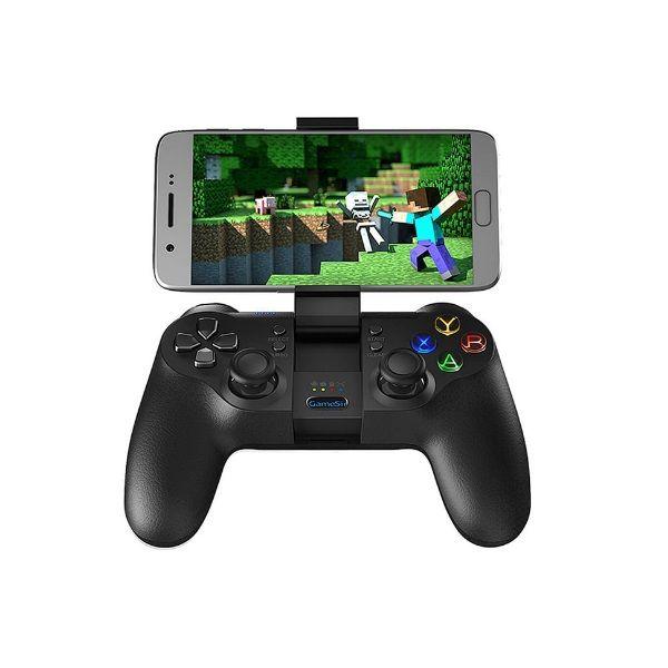 Wireless Controller GameSir T1s Gamepad Bluetooth 2.4G para Android Phone / Windows PC / VR / TV Box / para Joystick Playstation 3 para PC