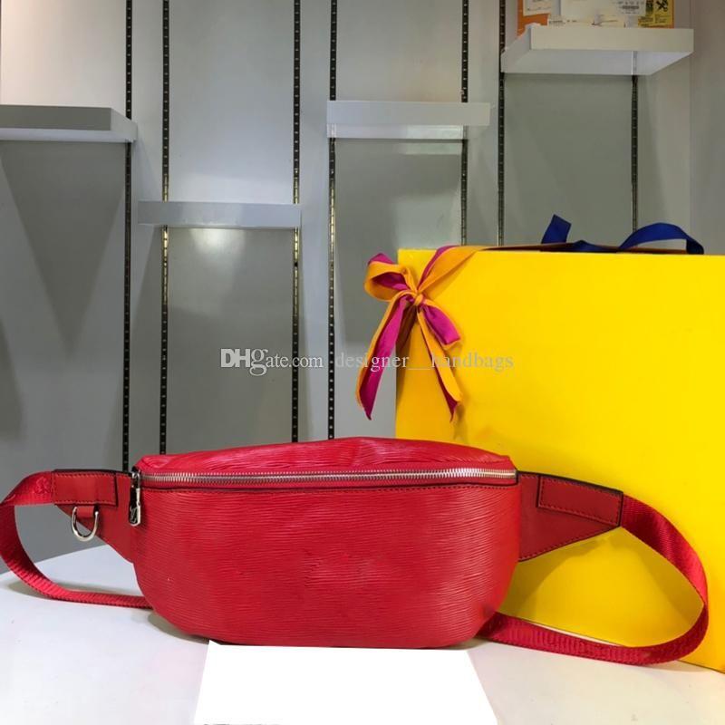 progettista di lusso borse vita 19 Plain super-donne mi serie uomini pulsante casual borse Lettera al petto pacchetto vita portafogli tela vera pelle