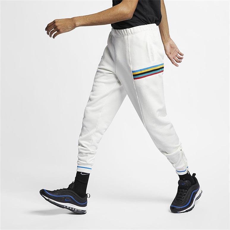 Designer Uomini Sport Pants Mens Cargo Pants Fashion Trend primavera e autunno Traccia Pantaloni Sport 2 colori di formato M-3XL