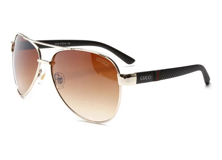 el envío libre de marca para mujer para hombre Gafas de sol tablón Marco de metal bisagra gafas de sol de cristal de la lente del ojo de gato UV400 gafas con al por menor y la etiqueta