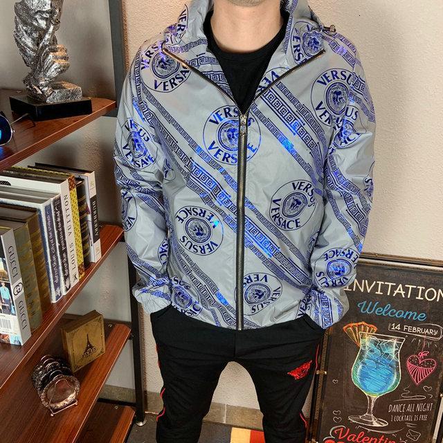 2019 nova jaqueta de manga longa dos homens ayh20190910 # 003qz100
