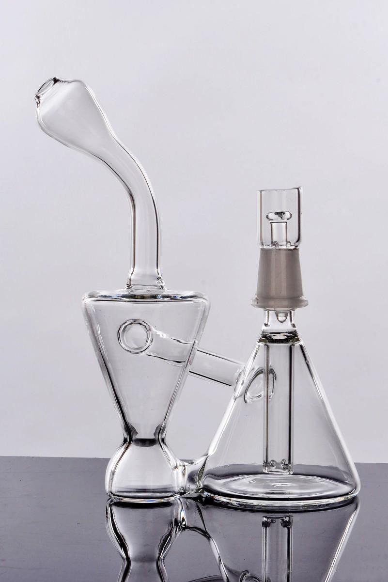 Neue große Motherdhip Torus robuste Glas Bong heißer Verkauf Echtbild Glas Wasserpfeifen Fab Egg Hand Rohre Dicke Glas Arbeit Wasser Bong