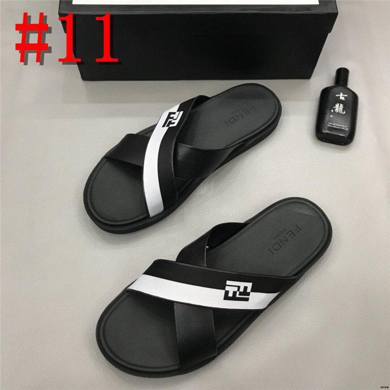 men slippers design