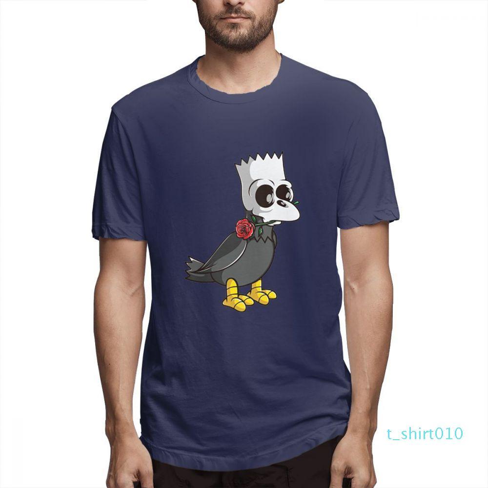 Modedesigner Shirts Mode-T-Shirts der Frauen-Grafik-T-Shirt Paare Die Simpsons Printed T Shirts beiläufige Mens Topsc1904t10