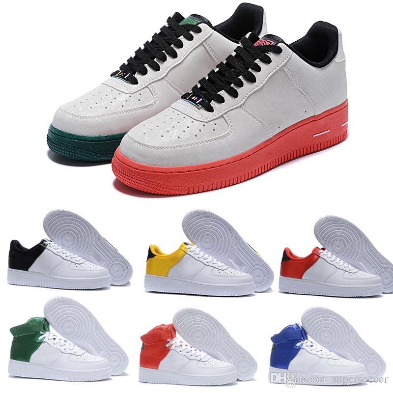 Novos tênis para homens Sports Womens Uma Sneakers Chaussures Trainers Tamanho 36-45