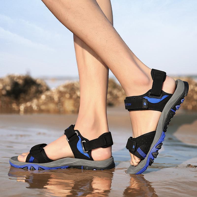 montanha Masculina plástico piel plana gladiador romano sandálias sapato playa calçados sandalhas vietnam sandálias de borracha EM Sandalia