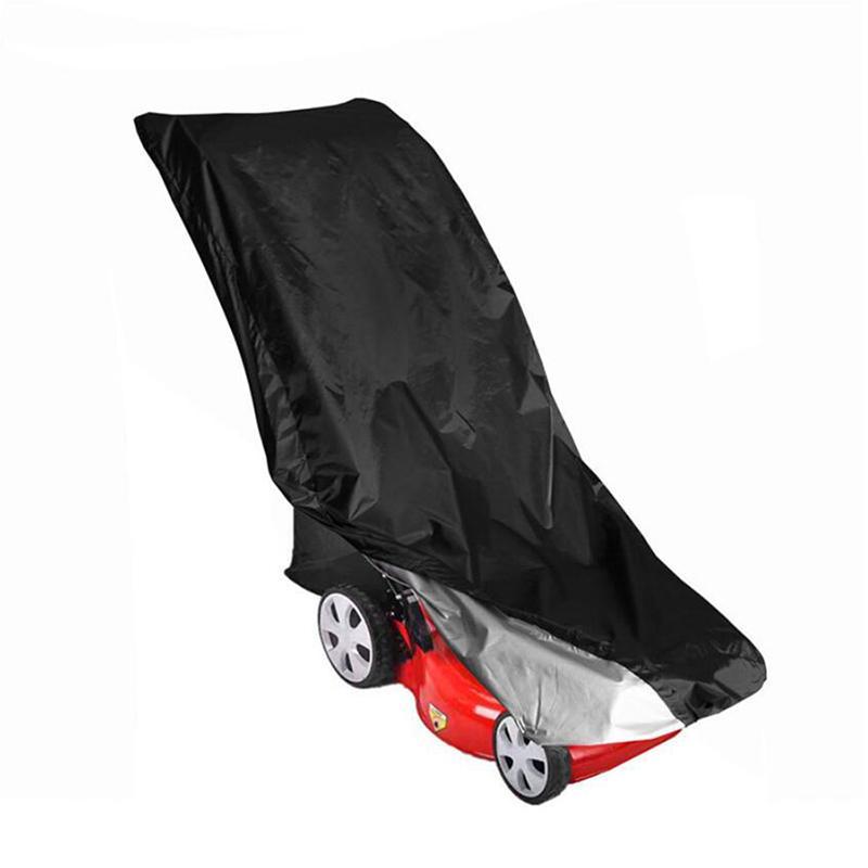 Tractor cubierta de tela impermeable de protección solar Anticongelante tractor cortacésped Gradas máquina cubierta de polvo