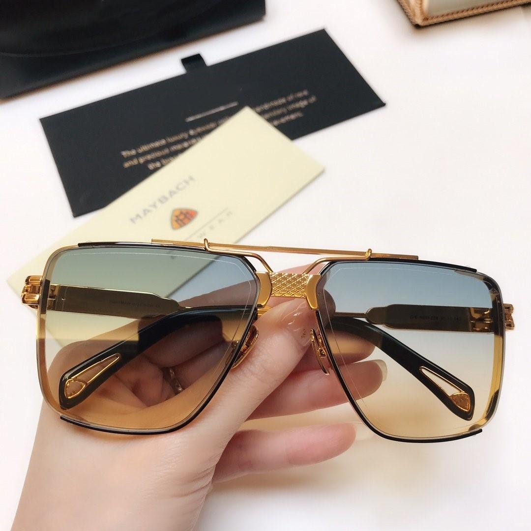 Новые модные женские брендовые дизайнерские солнцезащитные очки простая рамка uv 400 летние защитные очки на открытом воздухе популярные на рассвете