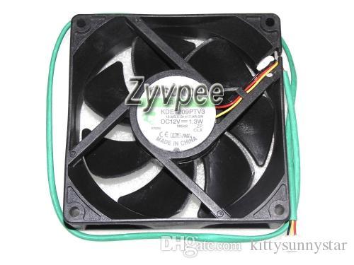 썬온 90x90x25mm KDE1209PTV3 9cm 12V 1.3W 13.MS.U.B1417.AR.GN 서버 팬