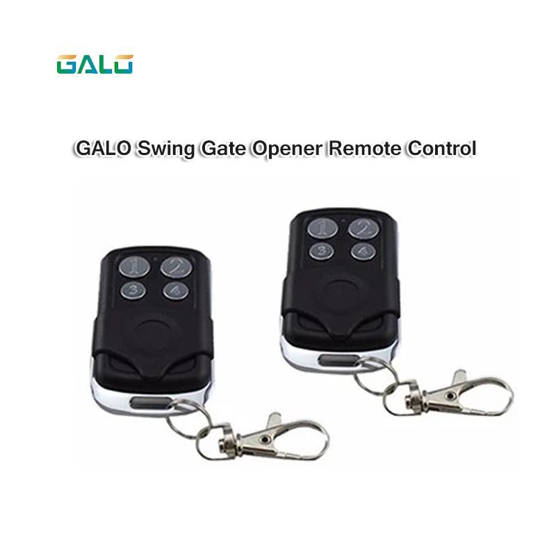 La télécommande Fréquence de cryptage sécurisée pour les opérateurs de porte automatiques à moteur d'ouvre-portail pivotant