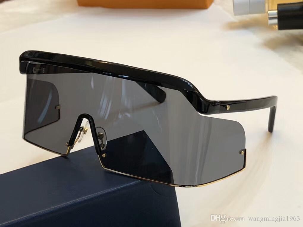 New qualidade superior 0158 mens óculos homens vidros de sol mulheres óculos de sol estilo de moda protege os olhos Óculos de sol lunettes de soleil com caixa