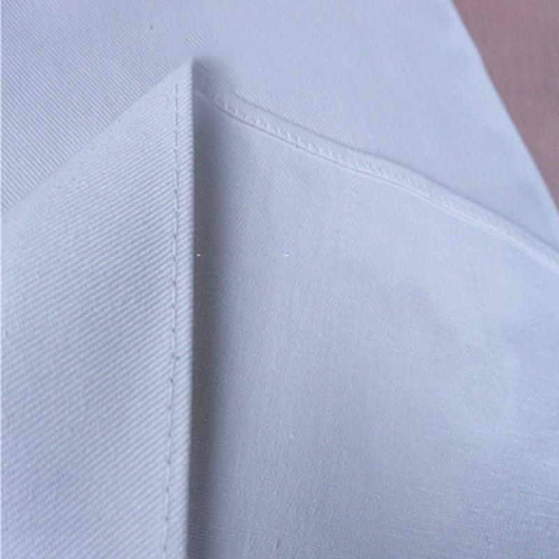 Algodón blanco rojo de tela de algodón del hotel Restaurante Servilleta plegable flor del paño Wipe Wipe Copa Mantel 2019 servilletas