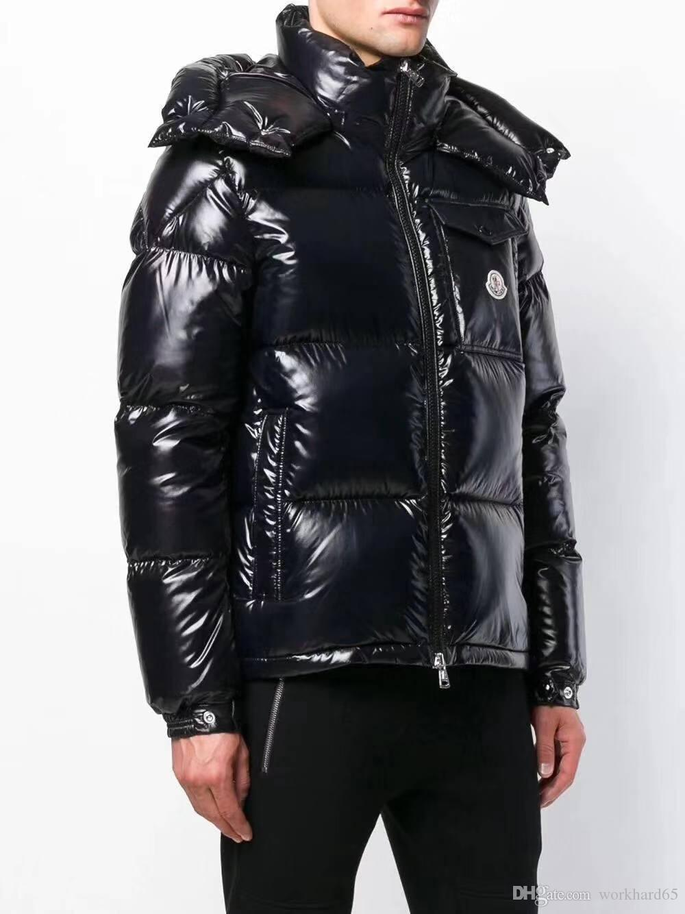 7863195e9 2019 Italian Brand Mens Winter Hooded Break Fashion Wild Moncler1 Down  Jacket Hooded Outdoor Warm Fashion Jacket DHL From Workhard65, &Price; | ...