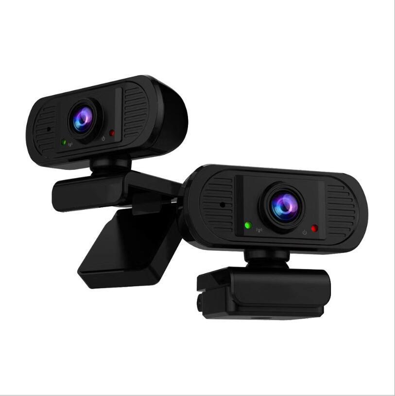 Full HD мини USB веб-камера 1080P Streaming Web manualfocus камера Веб-камера USB ПК камера с микрофоном для ноутбуков Desktop
