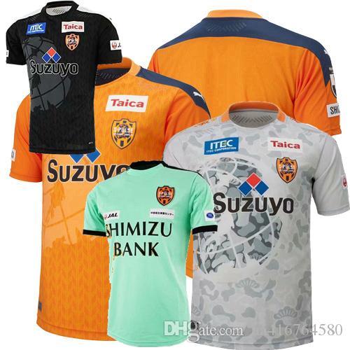 2021 2020 2021 Shimizu S Pulse Maillots De Foot Soccer Jersey 20 ...