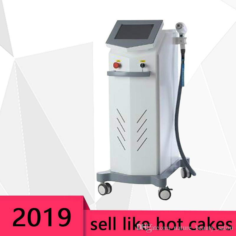 Hair Reduction Laser Machine Diode Laser Non channel lasers 808nm hair removal diode portable 808 755 1064 nm diode laser beauty machine
