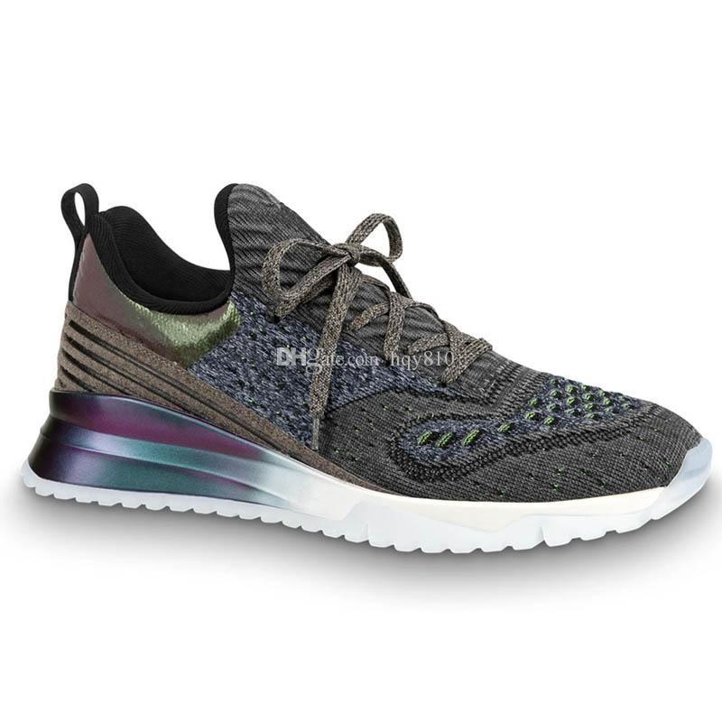 дизайнерские кроссовки класса люкс моды Марка вскользь дизайнер женской обуви мужская дизайнер обуви размер 35-45 модели ML03