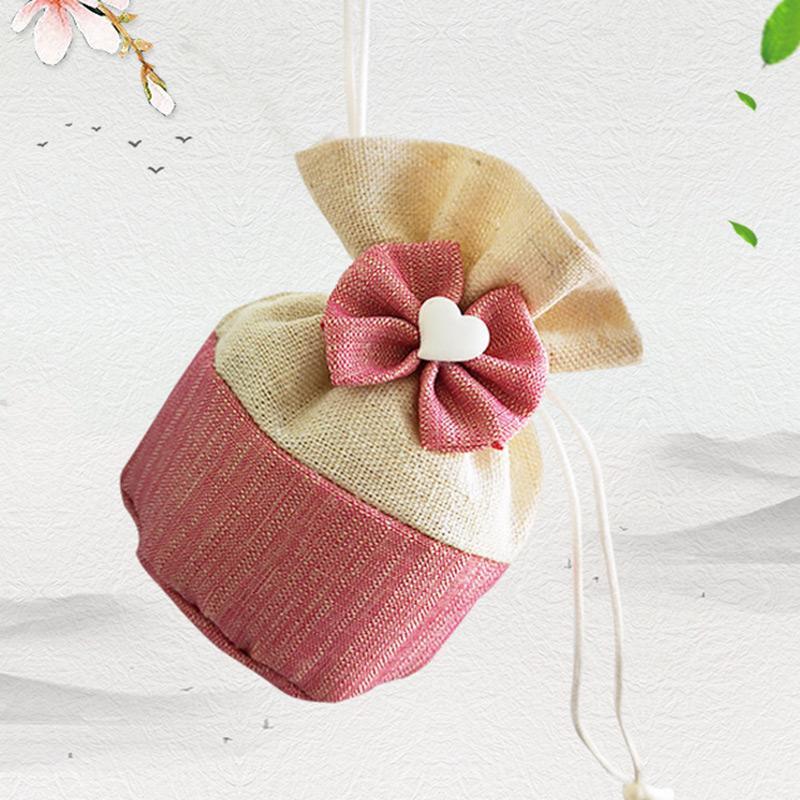 20 шт./лот Drawstring сумки сладкие конфеты мешки мешки ювелирные изделия подарок мешок творческий Европа свадебные сувениры день рождения шоколад пакет B