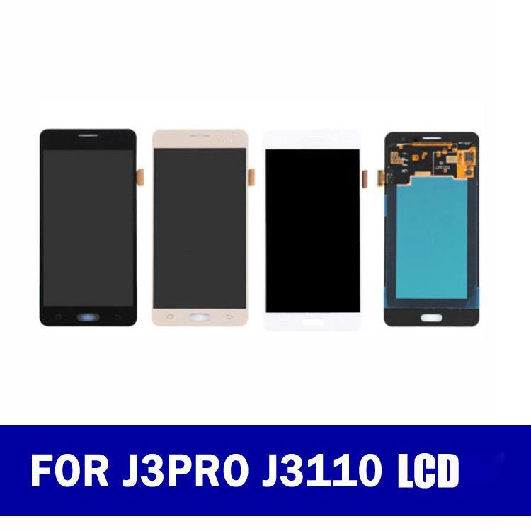 LCD per Samsung J3110 Display Touch Screen per Samsung Galaxy J3P J3110 J3 pro schermo J3119 sostituzione del pannello Assembly Digitizer