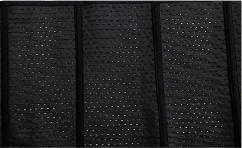 Formação Da cintura para emagrecimento cintura Shapers Belt New corpo emagrecimento Cinchers Espartilhos Body Shapers Hot Belt Neoprene # OU923