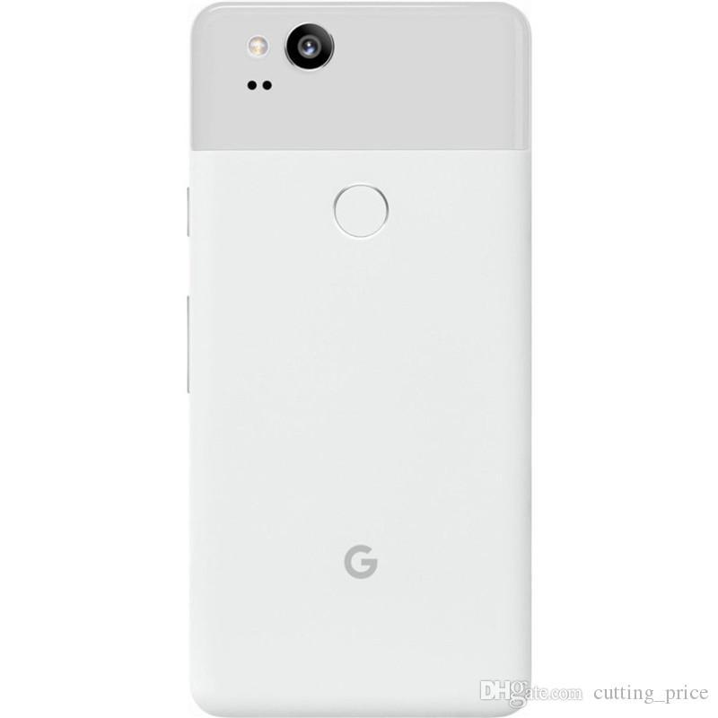 "Original Google Pixel 2 4G LTE Cell Phone 4GB RAM 64GB 128GB ROM Snapdragon 835 Octa Core Android 5.0"" 8.0MP NFC Fingerprint ID Mobile Phone"