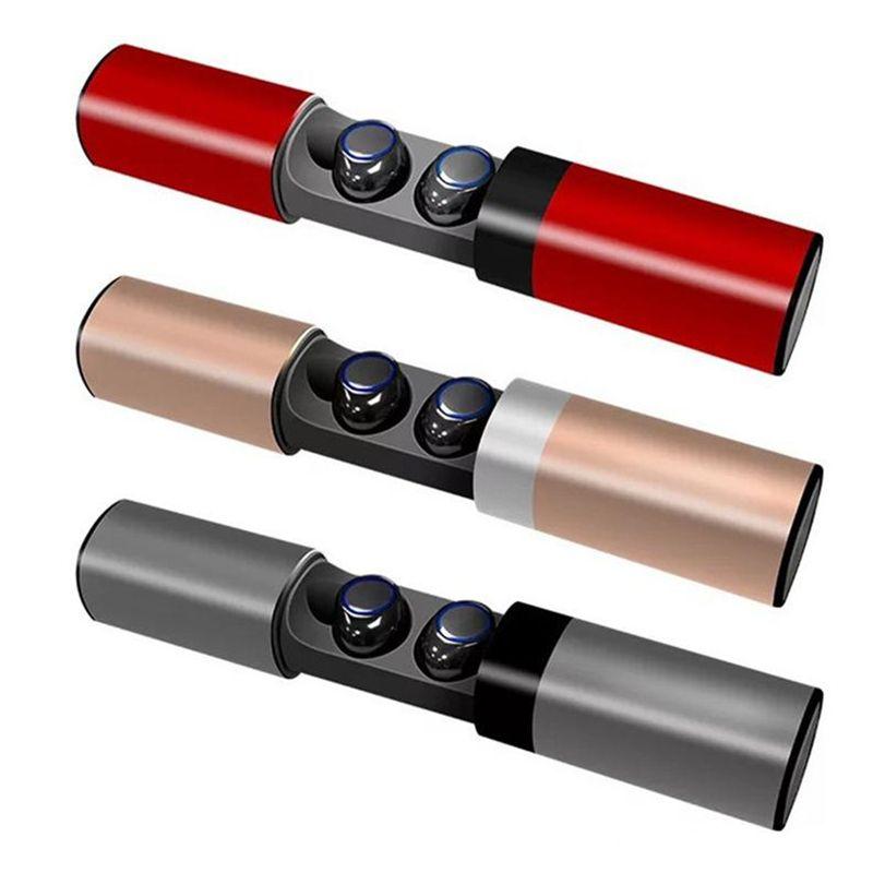 S2 Mini TWS Наушники Беспроводная Водонепроницаемая Bluetooth 5.0 4.2 Гарнитура Магнитные Наушники С Микрофоном Зарядка Box Наушники DHL доставка