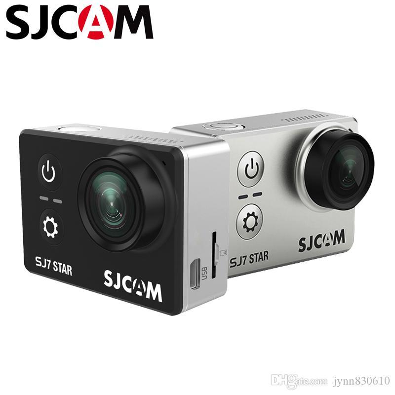 "SJ7 Star 4K 30fps Ultra HD SJCAM Action Camera Ambarella A12S75 2.0"" Touch Screen 30M Waterproof Remote Sport DV"