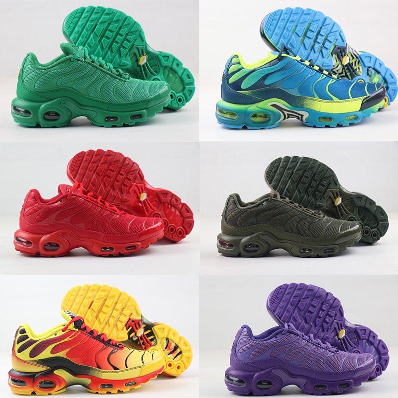 Erkekler Kadınlar İçin Tasarımcı Tn Ayakkabı Casual Tn Erkek Lüks Tasarımcı ayakkabı erkekler Ayakkabı Vintage Üçlü Nefes Rahat Kıtıklanması Fuzzslide