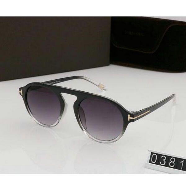 kutu Güneş TF9dj22 ile Erkek Bayan Gözlük tom Tasarımcı Kare Güneş Gözlükleri UV400 ford Lensler İçin Güneş gözlüğü yuvarlak Yeni Moda