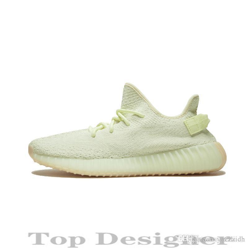2019 Kanye West V2 500 Men Desinger Running Shoes Women Trainers Zebra Static Black Bred Cream White Sesame Best Sports Zapatos Sneakers EC8