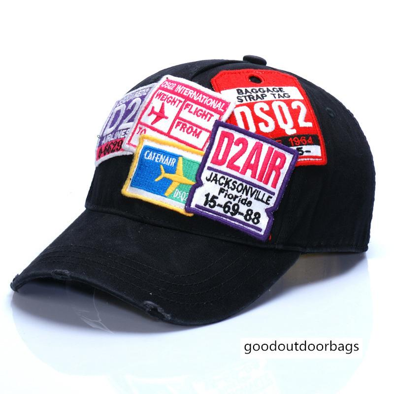 Новейший выбор дизайн мода популярные роскошные гольф-письма Cap высокое качество бренда значок бейсболки шляпа для женщины мужчины