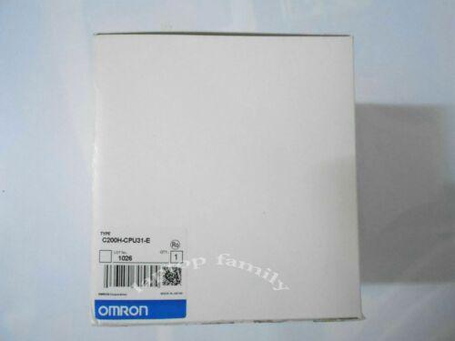 1PC New For OMRON C200H-CPU31-E C200HCPU31E PLC Module
