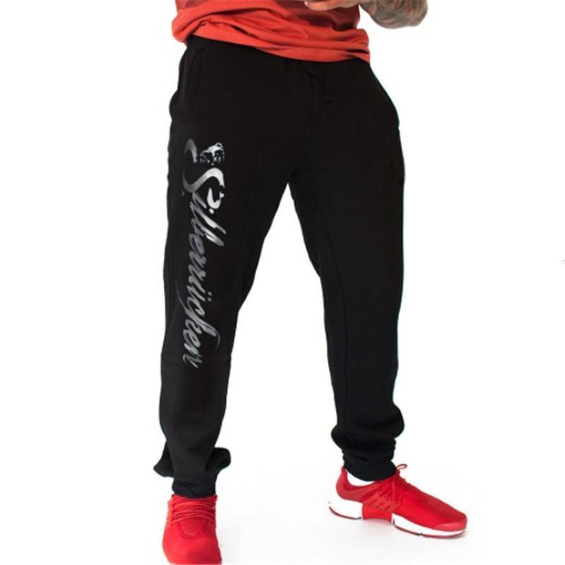 Moda Pantaloni Casual Uomo Jogger sportivi allenamento Pantaloni Fitness Nuovo Grandi Dimensioni Autunno pantaloni della tuta degli uomini di uomini, sciolti Tipo Pantaloni MX190815