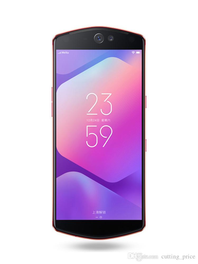 "Original Meitu T9 4G LTE Mobile Phone Snapdragon 660 Octa Core 4GB RAM 64GB ROM 6.01"" Full Screen 12MP Fingerprint ID Smart Cell Phone"
