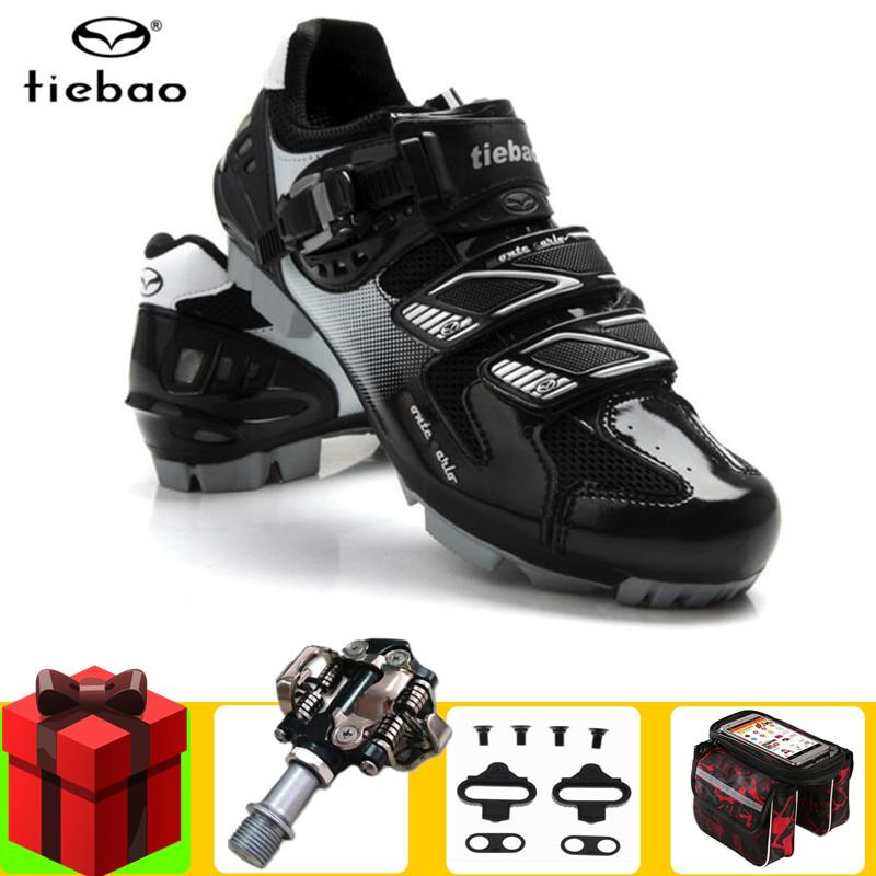 Tiebao Road Cycling Shoes Lock Pedal