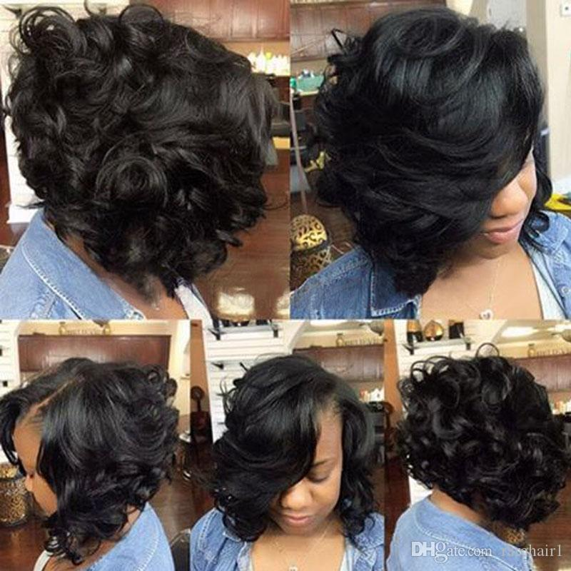 """3 bundles Funmi Hair Egg curl natural black color can be dye Full 100g/pcs Double drawn Remy human hair weft 10""""-24"""""""