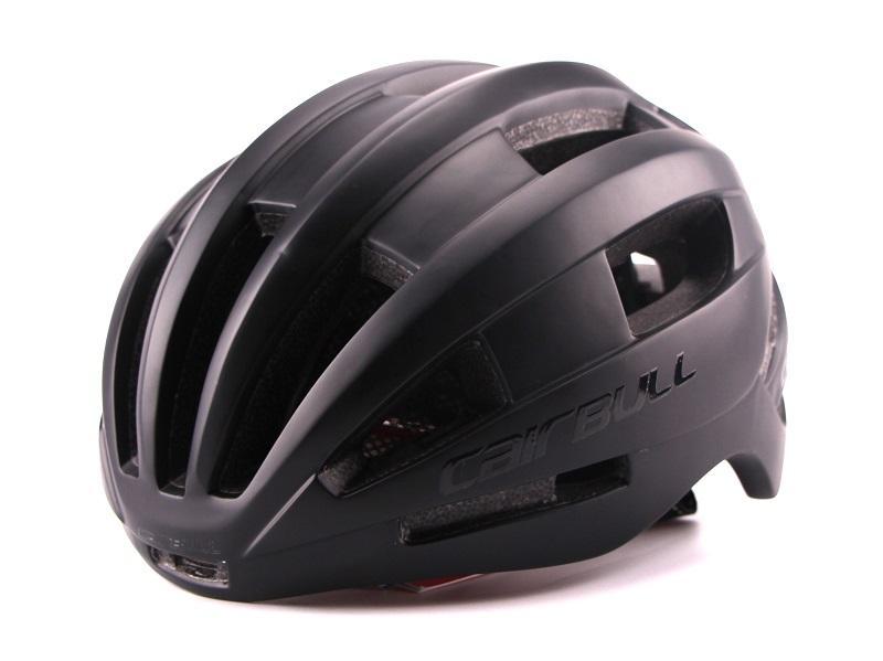 Ultra-light 235g Goggles Cycling Helmet Road Mountain MTB Bicycle Helmet In-mold Bike Helmet With Sun Visor Helmet M54-58cm (9)