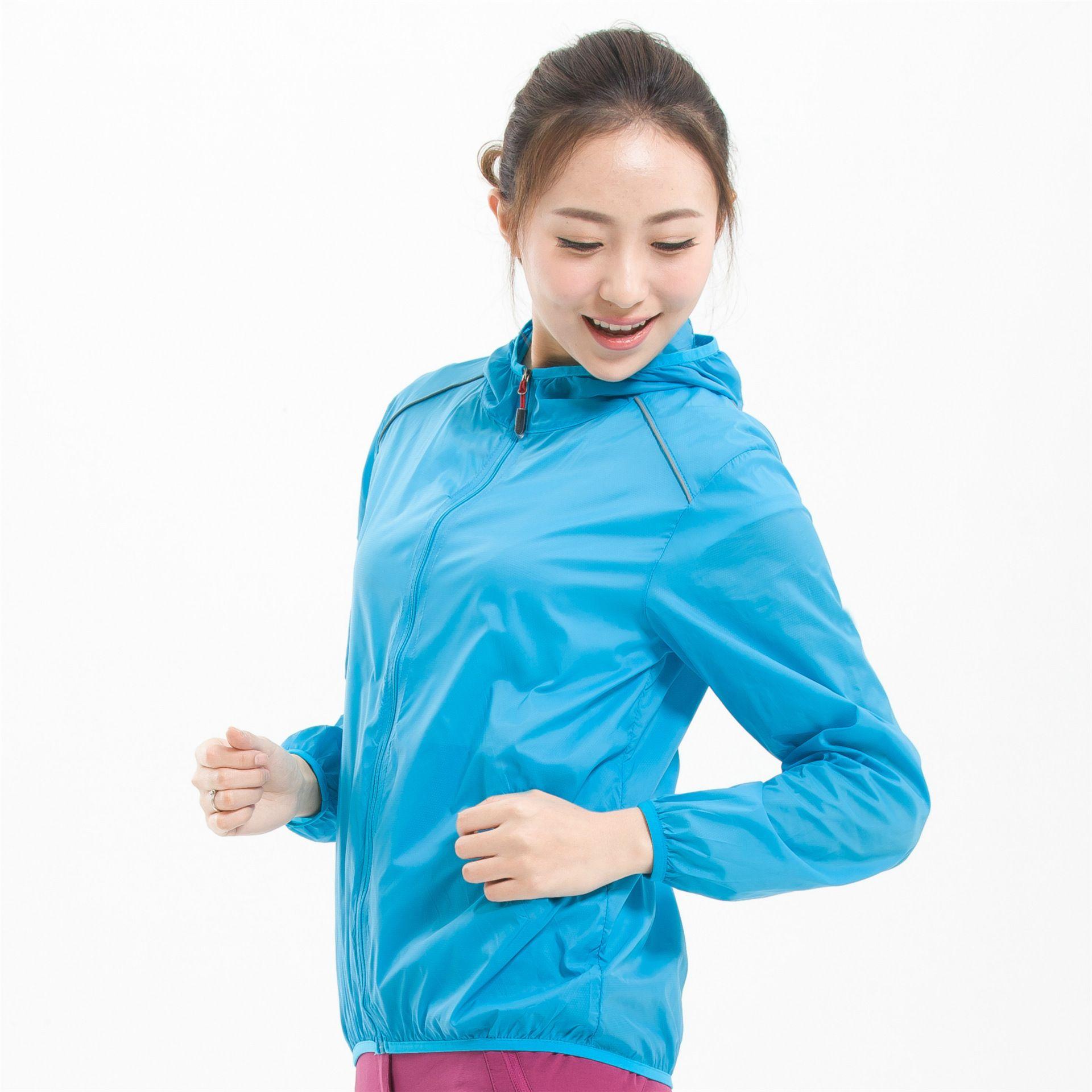 Açık Erkekler Ve Kadınlar Çift Cilt Giyim Yaz UV Nefes Uzun Kollu Güneş Koruyucu Giysi Ultra İnce Coat
