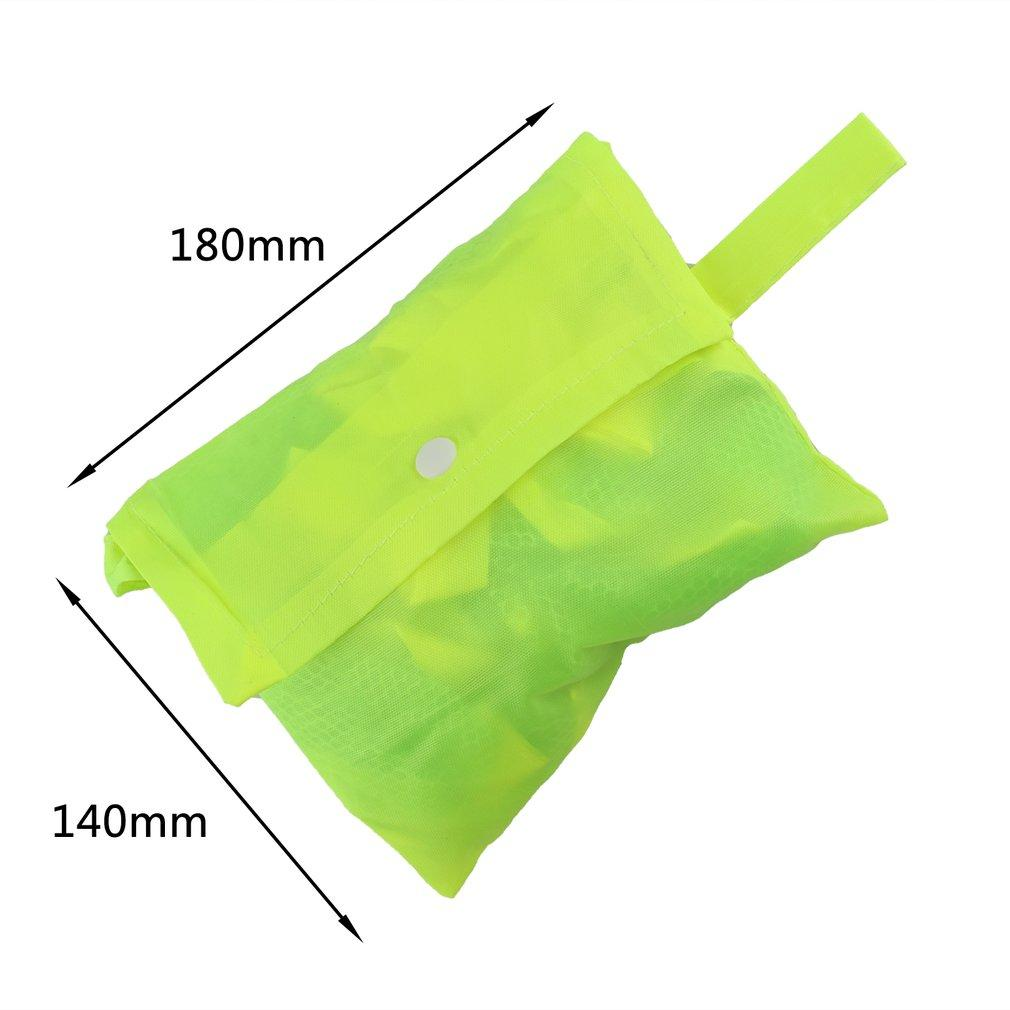 Foldable Beach Toys Container Children's Toys Fast Storage Bag Large Mesh Nest Bag for Kids Outdoor Swim Pool Travel