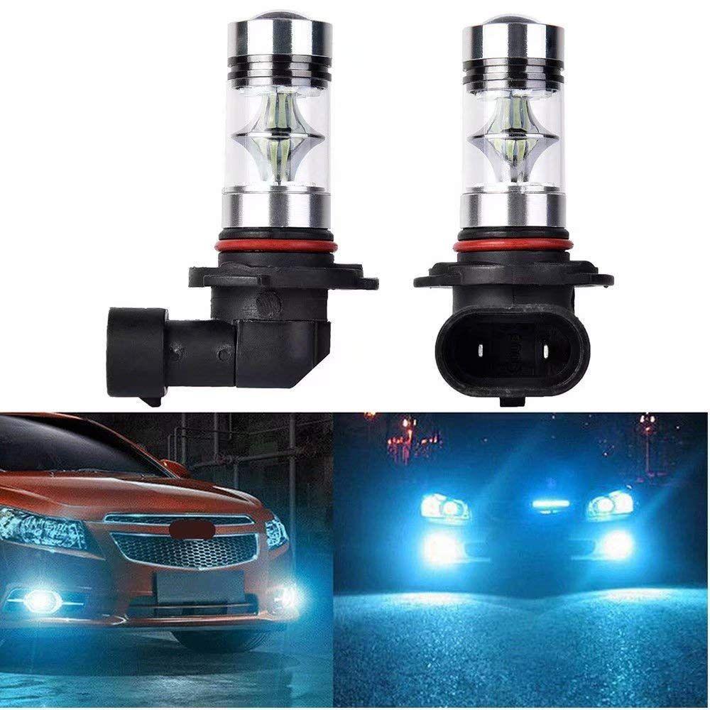 9006 HB4 SMD LED Glühbirne 5W Nebelscheinwerfer Tagfahrlicht Weiß BMW Honda VW