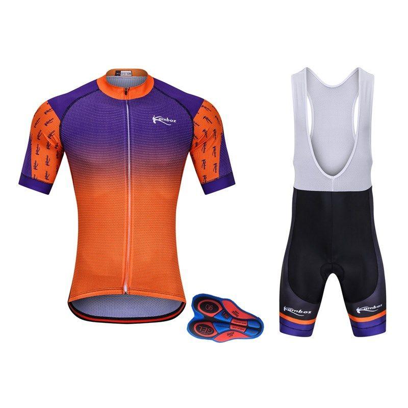 Radtrikot 2020 Pro Team Bicicleta Radfahren Set Men Riding-Team Short Sleeve Hombre 9D Gel Ciclismo