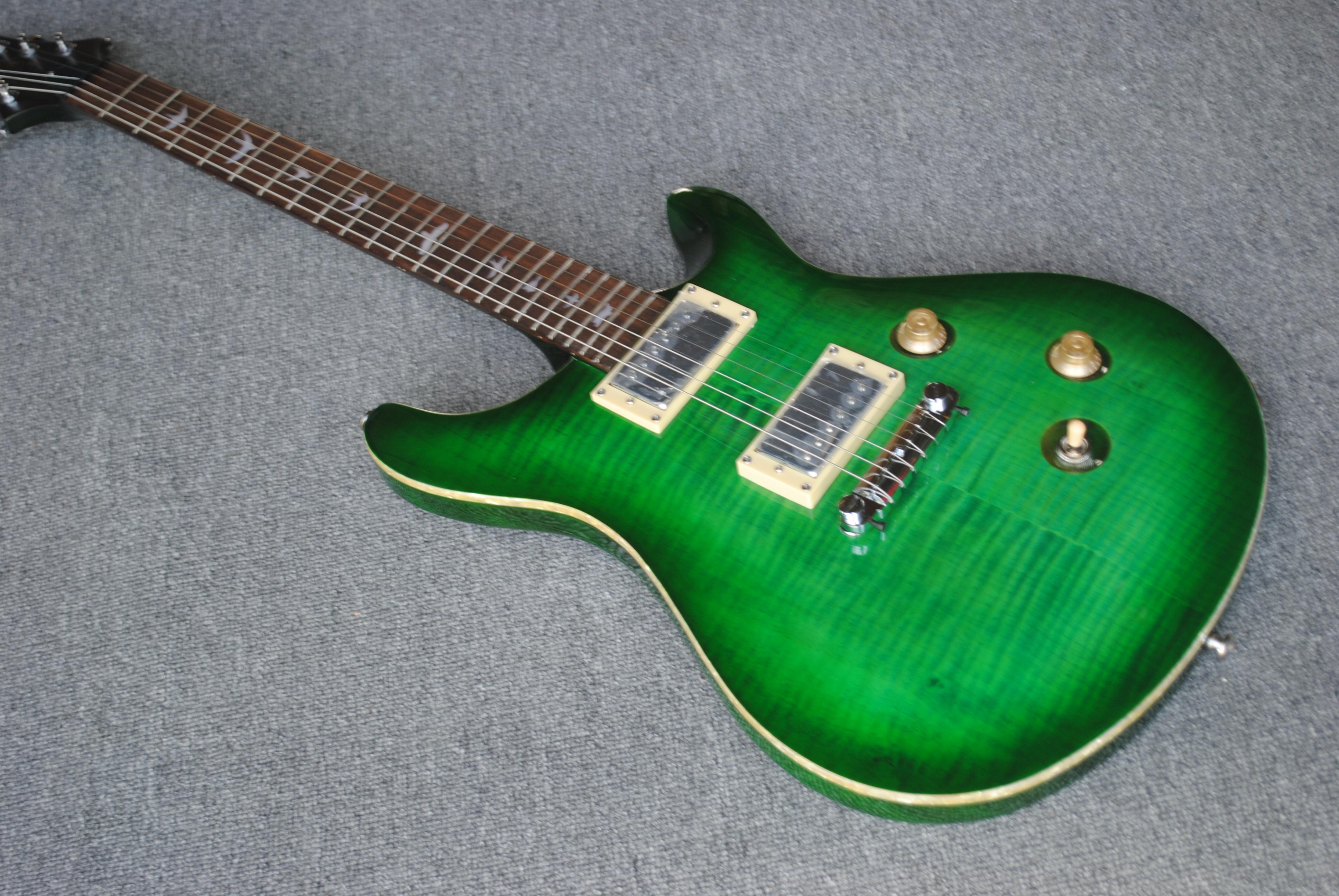 PR guitare de haute qualité, exquise, sur mesure, la plus chaude nouvelle guitare de 2020- 34