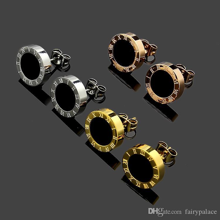 2019 Erkek Tasarımcı Fransız Gömlek Kol Düğmeleri Küçük Gemelos Lüks Düğün Baba Damat Groomsmen Hediye Kol Düğmeleri Romen rakamları Süsler Jewel
