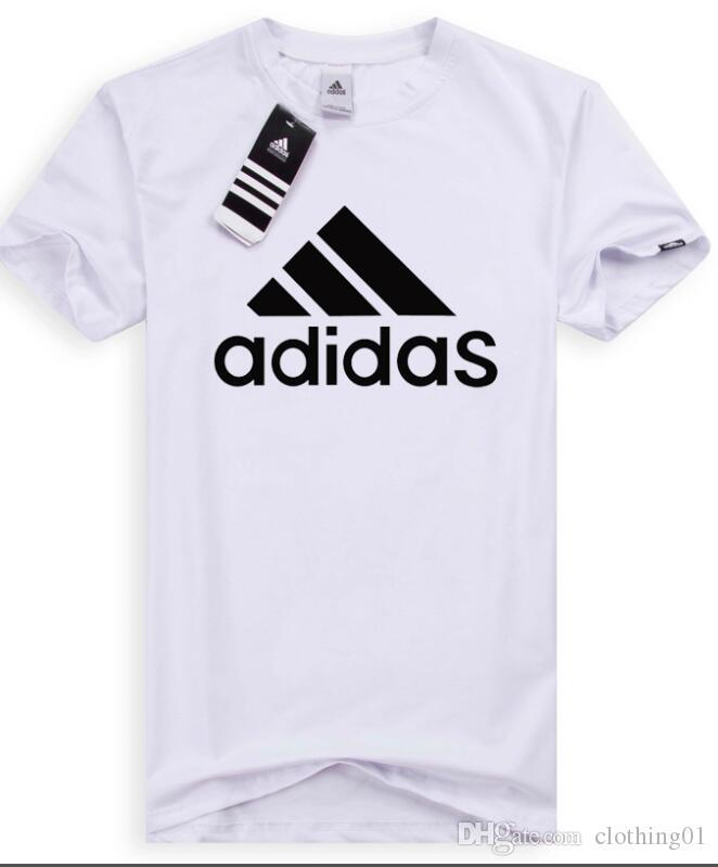 2019 Nuevo diseño tamaño S-3XL Baloncesto Verano Camisetas para hombre Tops Letra T Shirt Ropa para hombre Marca de manga corta camiseta Hombres hip-hop Tops