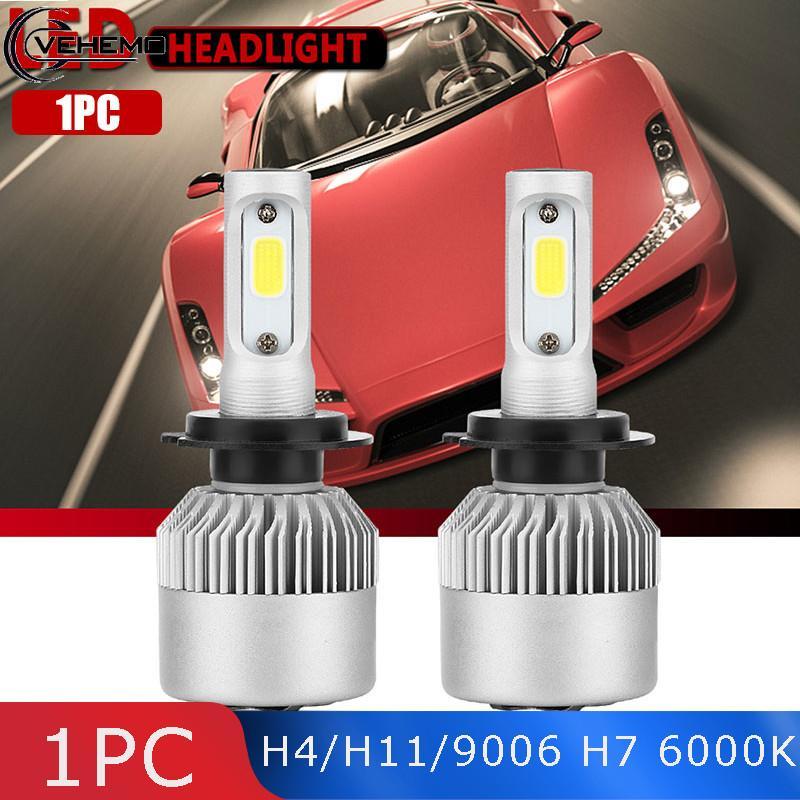 H11 H8 H9 160W CAR Motorcycle LED Fog Light Bulbs 6000K White Xenon UK Ship
