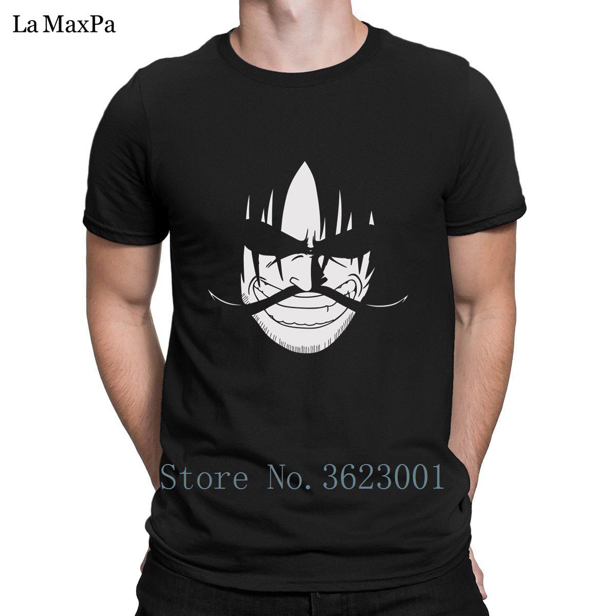 Tee Shirt T Shirt La luce del sole divertente creativo Tshirt The Pirate Uomo Firts per gli uomini Trendy T-shirt Uomo Euro Dimensione Top Quality