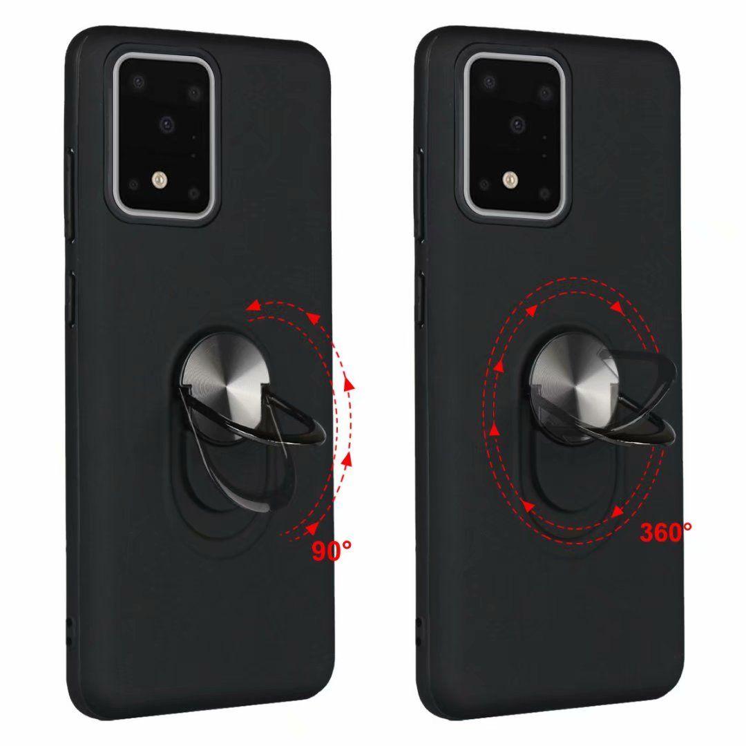 Hybrid Dual Layer Magnet Auto-Halter Ständer Fall für Samsung Galaxy S20 Ultra-Anmerkung 10 Plus-S10 Plus-S9 A71 A51 A70 A50