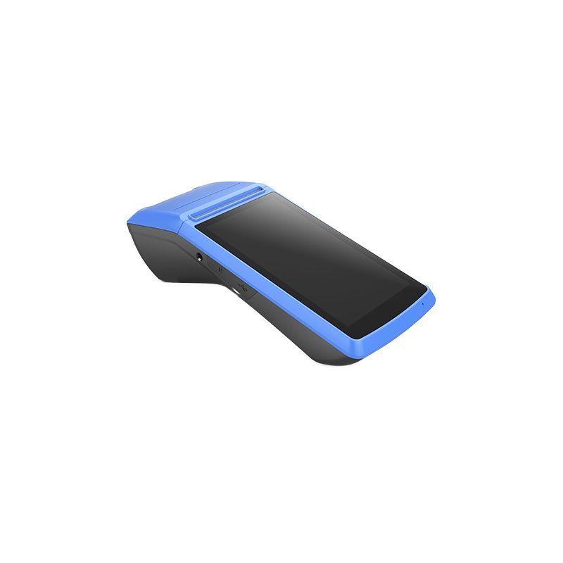 HSPOS 5 인치 휴대용 포스와 프린터 안드로이드 PDA 지원 NFC GPRS를 들어 레스토랑 차 숍 Useage HS-P1